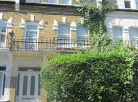 HIGHLY DESIRABLE 1 BED GARDEN FLAT IN SW6 LONDON