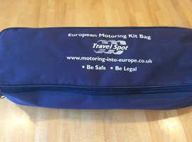 Travel Spot Full European Motoring Kit Bag