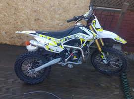 Slam smx 140 xl pitbike