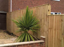 Rick Bartlett Services. Fencing, Decking and Landscaping