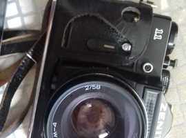 ZENIT 11.35MM SLR FILM CAMERA