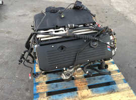 BMW E46 M3 OEM (01-06) ONLY 41K WOW!! ENGINE BLOCK HEAD S54 COMPLETE!