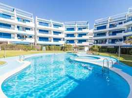 Playa Flamenca, Costa Blanca, Lovely Furnished Sea View Apartment in Sought After Location Close to Beach - Great Rental Potential