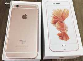 iPhone 6s Plus - open your all networks. Boxed