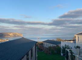 Swift Burgundy - Holiday Home - Caravan - Swanage Bay View - Dorset - Jurassic coast - Purbecks