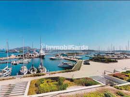New Residences in the first row on the Marina di Olbia - Sardinia Costa Smeralda