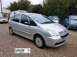 Citroen Xsara Picasso 1.6 Litre 5 Door MPV Estate, New MOT, Full Service History, Lovely Condition.
