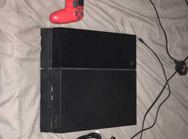 PS4 - 500GB used