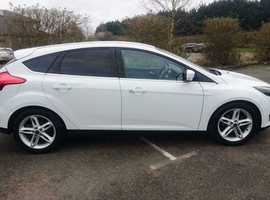 set of ford focus alloy wheels with tyres