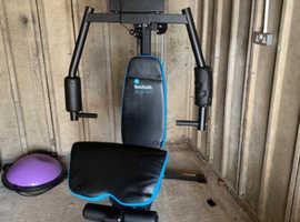 Multi gym virtually brand new!!!!
