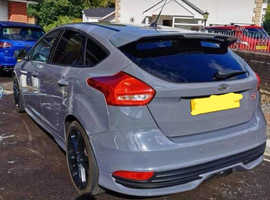 Ford Focus, 2016 (16) Grey Hatchback, Manual Petrol, 60,223 miles