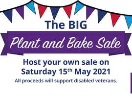 Care for Veterans Plant and Bake Sale