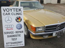 Hybrid  - Electric Cars- Repairs -Diagnostics -Service -Voytek Car Clinic