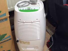 Electriq compressor dehumidifier