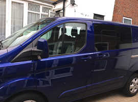 Ford transit coustom 2018 auto