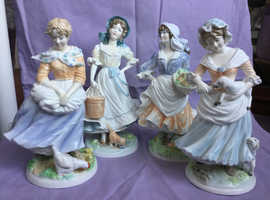 Royal Worcester Figurines