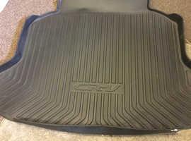 Genuine Honda CRV boot tray
