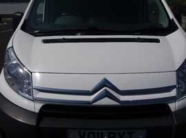 2011 citreon dispatch campervan/dayvan with brand new conversion fitted like vwt5