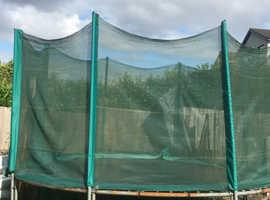 Free large used Trampoline