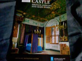 Stirling castle guide book
