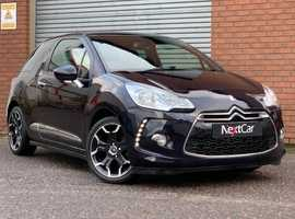2013 Citroen DS3 1.6 e-HDi Airdream DStyle Plus Fabulous Service History and in a Terrific Colour, £0 Road Tax