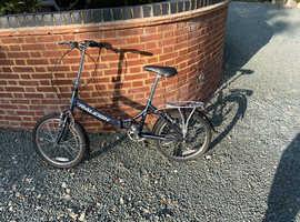 Rayliegh ego 7sp folding bike for sale