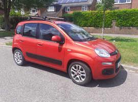 Fiat Panda, 2012 (12) Red Hatchback, Manual Petrol, 60,000 miles