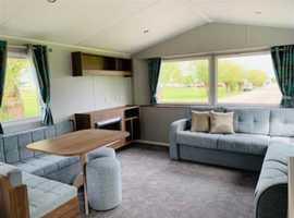 Luxury Static Caravan Lodge holiday Home Willerby Seasons For Sale