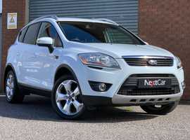 2011 Ford Kuga 2.0 TDCI Zetec Edition Immaculate Low Mileage Kuga, with Full Service History