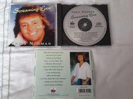 Chris Norman Screaming Love Smokie (Living Next Door To Alice) Tony Carey Soft Rock CD