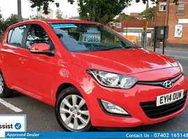 Hyundai I20 Active 1.2 Petrol 2014 5dr *1 Year Warranty* 68k*ULEZ Free*Great Specifications