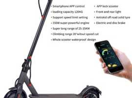 Brand new 365 pro 2 scooter waterproof Bluetooth rrp£499
