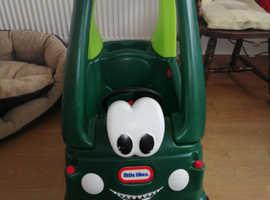 Dino Car Little Tikes