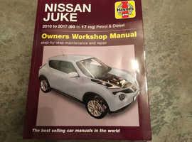 Nissan Juke Workshop Manual