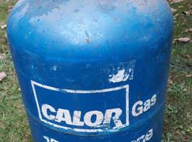 15kg Calor Gas bottle. 3/4 full?