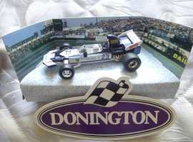 CORGI CLASSIC: FORD COSWORTH V8 DONINGTON COLLECTION;