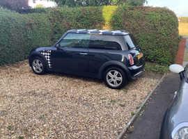 Mini MINI, 2006 (06) Black Hatchback, Manual Petrol, 155,000 miles
