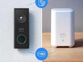 Wireless Doorbell 2 K