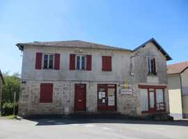 THREE FRENCH HOUSES FOR SALE,  IN NEED OF REFURBISHMENT,  PRICE REDUCED