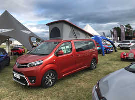 TOYOTA PROACE MATINO BY WELLHOUSE 2019 MODEL