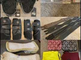 EQUESTRIAN ITEMS, WILL SELL BULK BUY DISCOUNTED