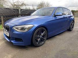 2013 BMW 1 Series 2.0 118d M Sport