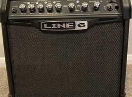 Line 6 Spider guitar amplifier
