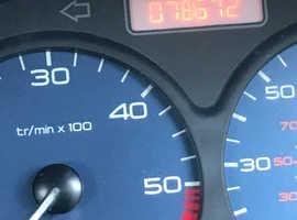 Citroen Berlingo, 2003 (03) Silver Estate, Manual Diesel, 78,572 miles