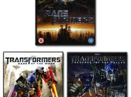 Transformers: 3 Movies