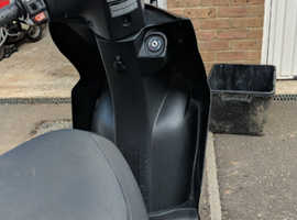 Moped for sale as spares/repairs
