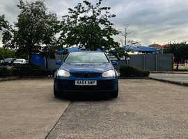 2004 mk5 Volkswagen Golf SE 1.6 FSI Blue Hatchback Manual Petrol