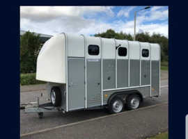 WANTED ALL TYPES HORSE TRAILERS