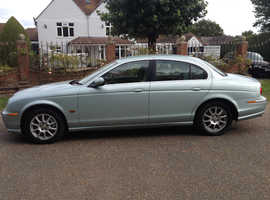 JAGUAR S-TYPE 2.5 AUTOMATIC 2003 MOT NICE DRIVE PRESTIGE CAR AT AN AFFORDABLE PRICE