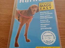 Walkezee dog harness